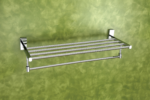 Brass Towel Rack Without Hook 24