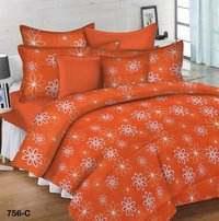 Mix cotton bed sheets