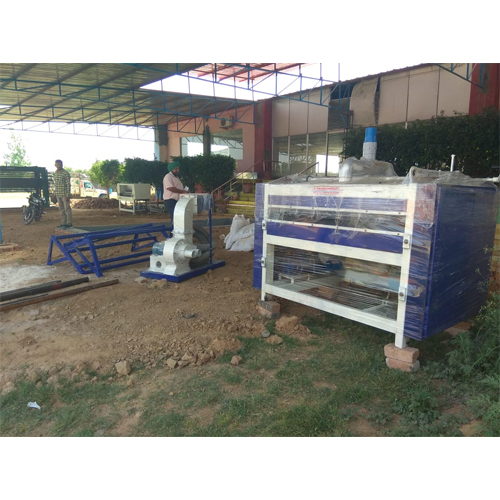 Ply and Board Brush Roller Sanding Machine