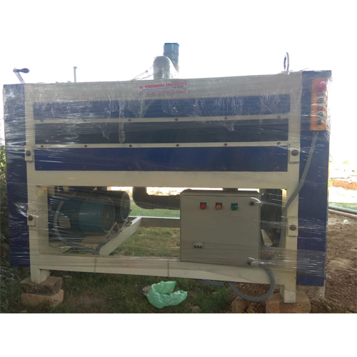 Ply Steel Wool Machine