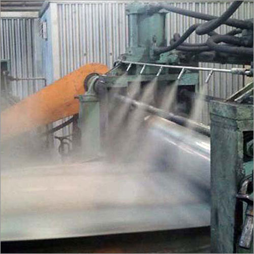 Humidification Systems For Textile & Wood Industries