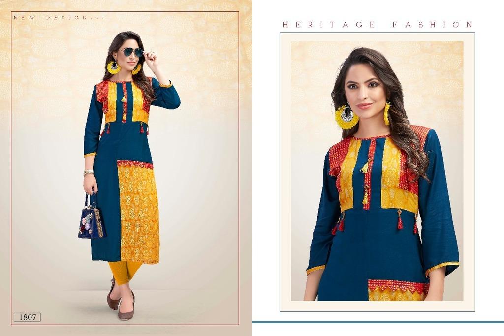 Ladies Fashion Kurtis
