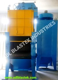 TUMBLAST SHOT BLASTING MACHINE 27x 36