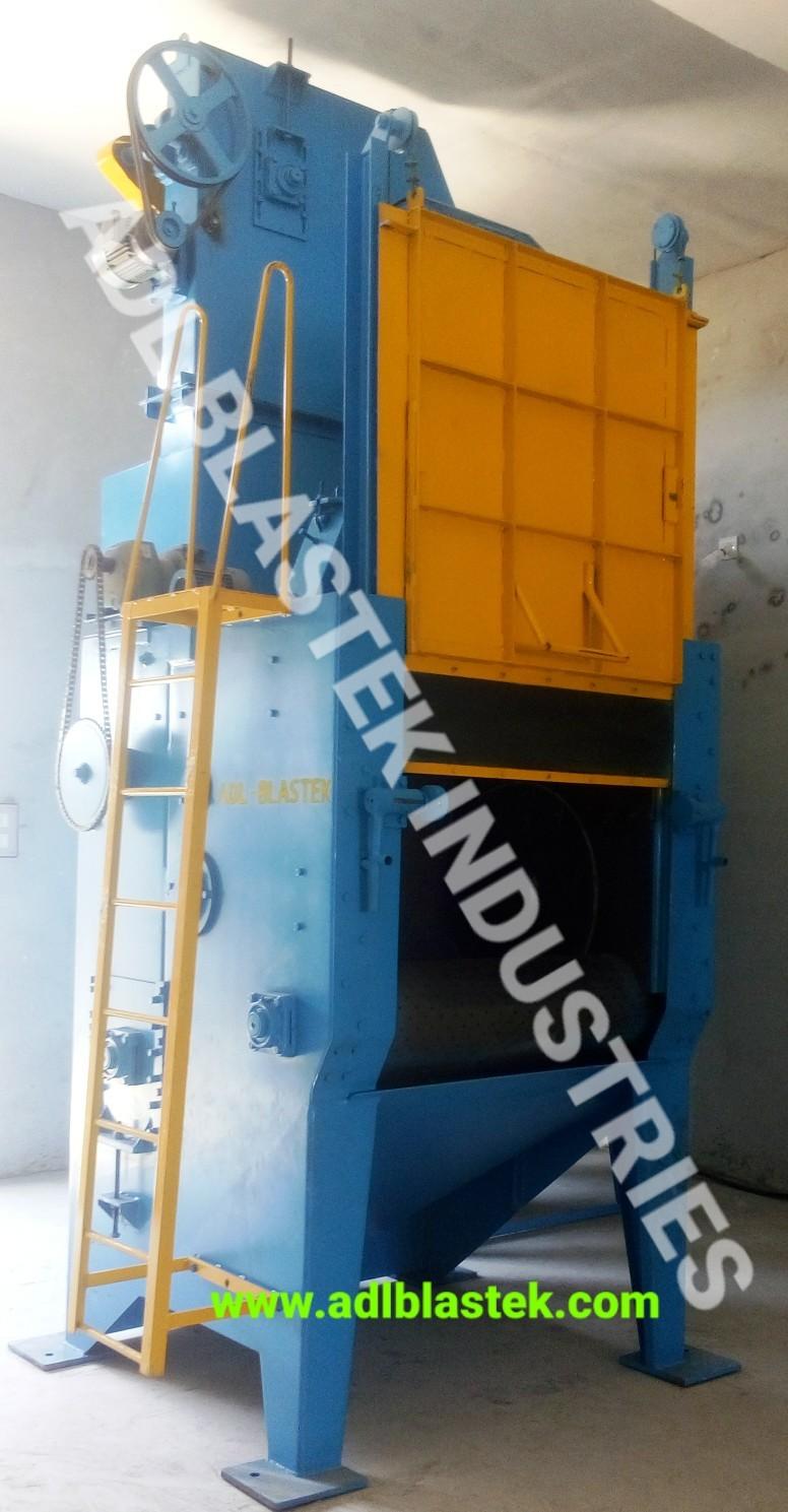 TUMBLAST SHOT BLASTING MACHINE (TB- 27x 36)