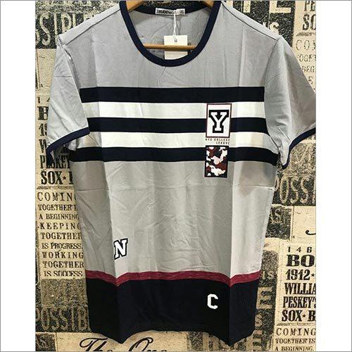 Designer Half Sleeve T-Shirt