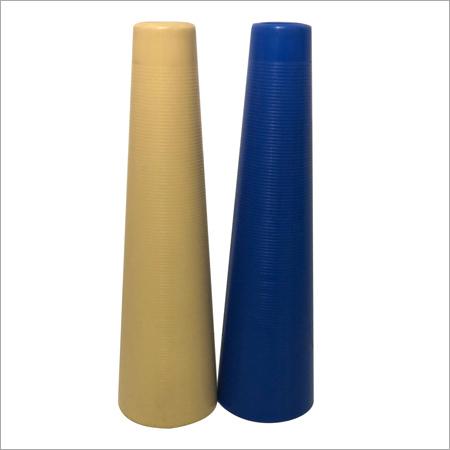 Multicolor Plastic Cones