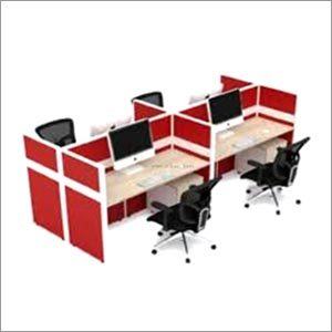 Office High Back Swivel Chair; Office Workstation