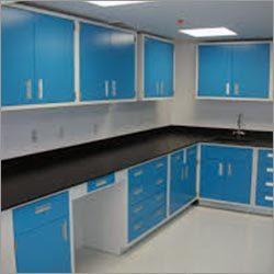 Lab Table Corner