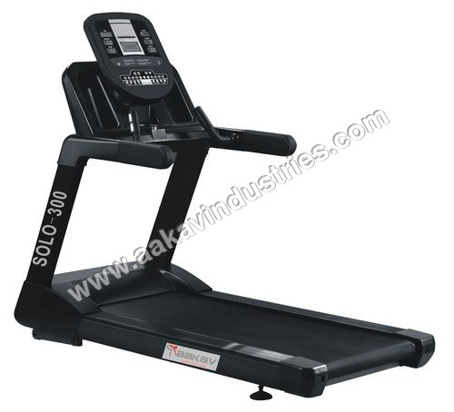 Aakav Solo 300 Motorized Treadmill