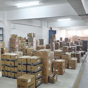 Storage Shed Building