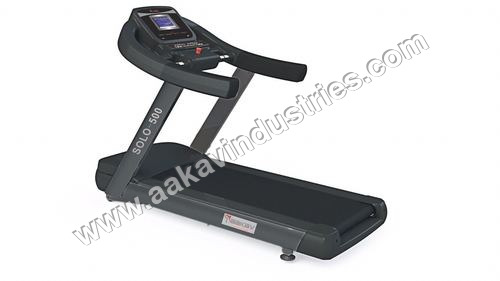 Aakav Solo 500 Motorized Treadmill