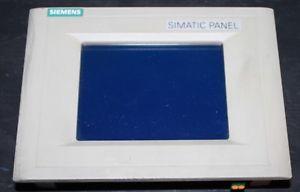 SIEMENS SIMATIC PANEL 6AV6 545-0BA15-2AX0