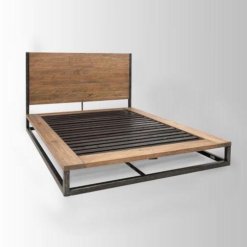 Natural Sides Bed