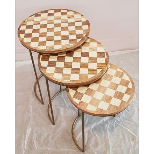 Set Of 3-Small Table