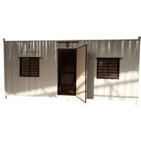 Site Office fabricated Cabin