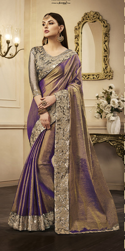 CHANDAN SILK SAREE