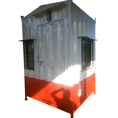 Metal Bunk House