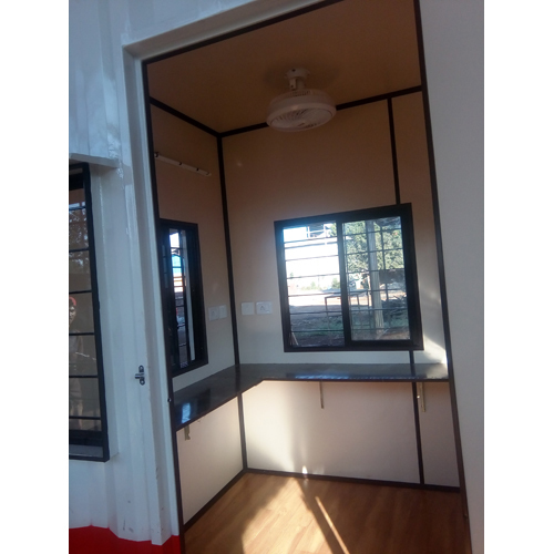 Inside PreFabricated Cabin