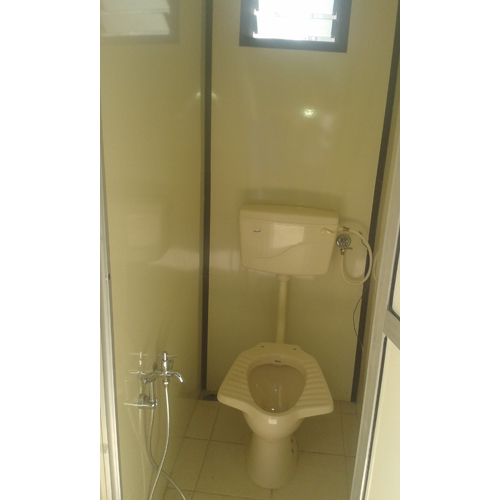 Pre Fabricated Toilets Cabin