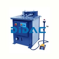 Hydraulic Angle Notcher