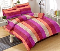 Cotton bed linen set