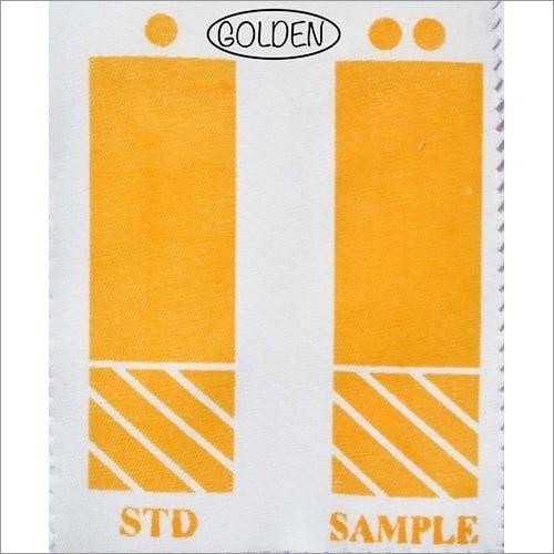 Golden Pigment