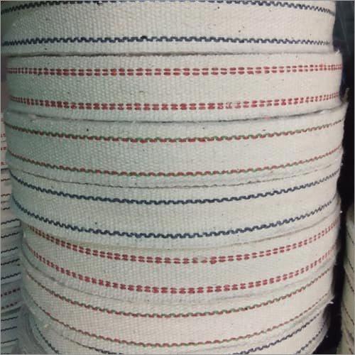White Cotton Niwar
