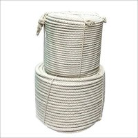 White Cotton Braided Rope
