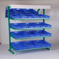 Fruit Vegetable Display Racks