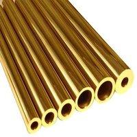 Seamless Brass Tubes