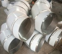 Round Ducting Bend