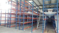 Heavy Duty Two Tier Racks