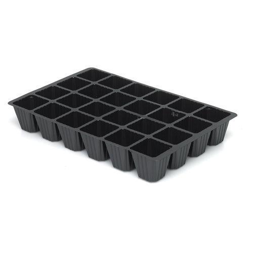 Black Seedling Trays