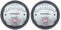 Dwyer USA Model 2300-00 Magnehelic Gage Range 0.125-0-0.125 Inch WC