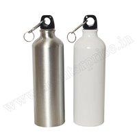 White & Silver Bottle