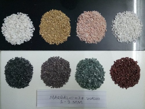 Indian manufacturer & exporter wall cladding & terrazzo flooring  wash pea gravels marble chips
