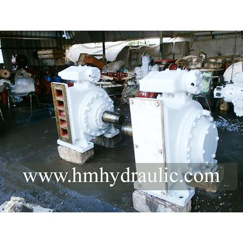 Fukushima Hydraulic Motor Pump