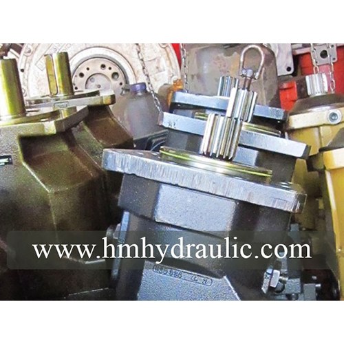 Sauer Sundstrand Hydraulic Motors