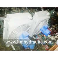 Oil Cooler Hydraulic Motors