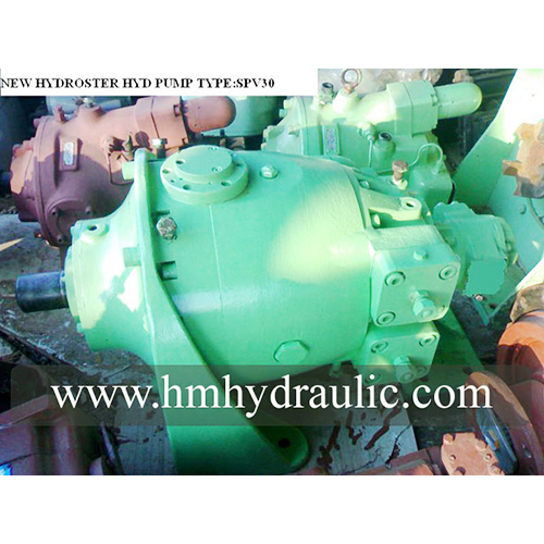 Hydroster Hydraulic Pumps