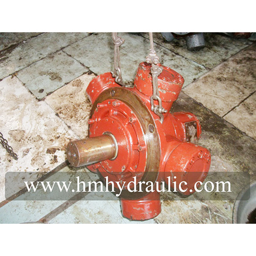 Used Hydraulic Motors And P
