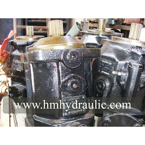 Hydraulic Motors Pumps