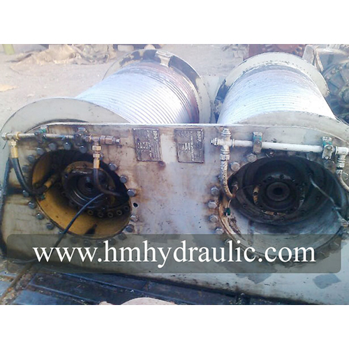 Used Hydraulic Motors