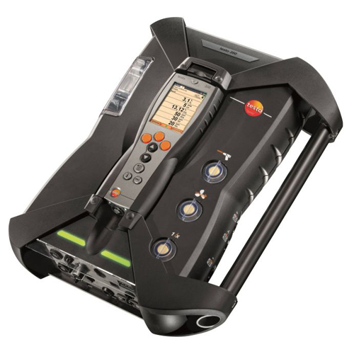 Flue Gas Analyzer (TESTO-350)