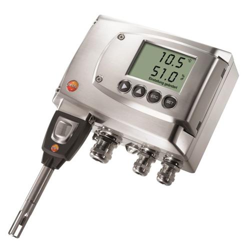 Humidity Transmitter (TESTO-6681)