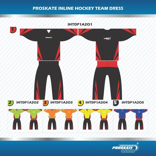 Proskate Team Dress  Full IHTDP1A2