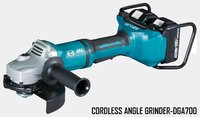 Cordless Angle Grinder-DGA700
