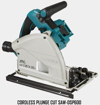 Cordless Plunge Cut Saw-DSP600