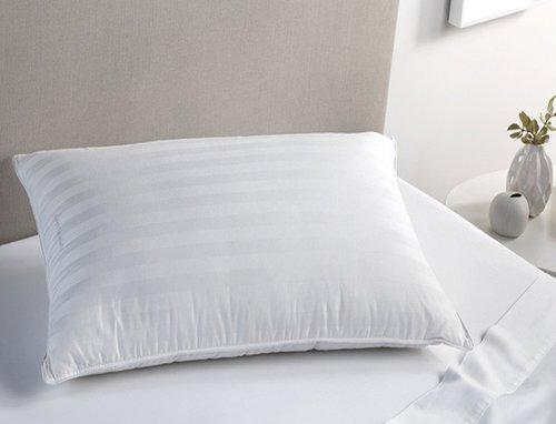 white heavy pillows