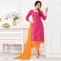 Exclusive Cotton Embroidered Salwar Suit